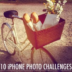 Some fun picture taking ideas with your cell(or even your regular camera)