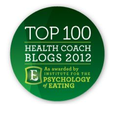 The Institute for the Psychology of Eating has selected the 100 best health coach blogs that align with our philosophy of eating psychology & mind-body nutrition