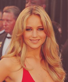 Jennifer Lawrence (Katnis Everdeen in the Hunger Games) Can't wait to see her portrayal of the character!!!