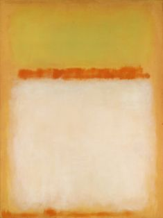 Mark Rothko, Untitled, Asian Private buyer at Sotheby's Sale Contemporary Art Evening, November Mark Rothko, Rothko Art, Famous Contemporary Artists, Famous Artists, Contemporary Paintings, Tachisme, Abstract Painters, Abstract Art, Art Moderne