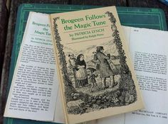 Brogeen Follows the Magic Tune  Patricia Lynch by WildGooseChase, $5.00