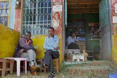 A traditional Coffee Shop, Sidama region, Ethiopia | Flickr - Photo Sharing!