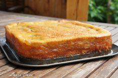 Prajitura turnata cu mere | Retete culinare cu Laura Sava