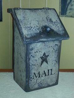 Primitive mailbox