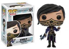 Figurka Dishonored 2 POP! Emily