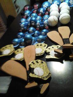 decoraciones de beisbol