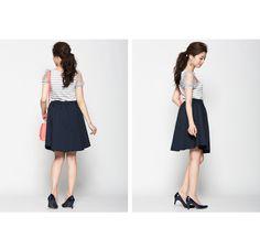 ベーシックフレアスカート − レディースファッション通販 DEPARTMENT(デパートメント)