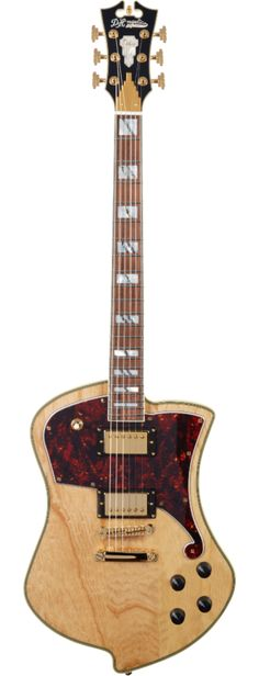 Solid Body Guitars | D'Angelico Guitars
