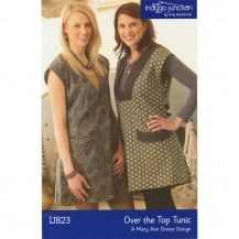 Over the Top Tunic