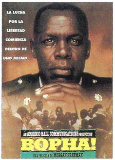 """Bopha! (1993) """"Bopha!"""" de Morgan Freeman - tt0106464"""
