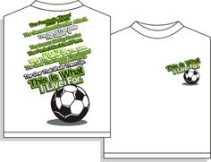 So true Funny Fights, Soccer Shorts, Soccer Quotes, Play Soccer, Stay Fit, Workout Shirts, True Love, Funny Shirts, Haha