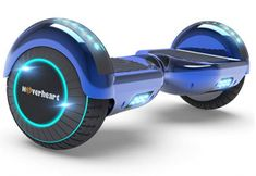 Hoverboard Two-Wheel Self Balancing Electric Scooter UL 2272 Certified - Top List Scooters, Top Gifts, Best Gifts, Best Lego Sets, Gold Wheels, 13 Year Old Boys, Rubber Tires, Electronic Gifts