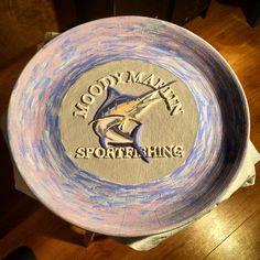 Moody Marlin Platter!