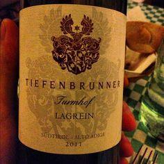 Tiefenbrunner, Lagrein del 2011