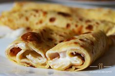 Slané palacinky so slaninou a bryndzou – Stano Šimo Ethnic Recipes, Food, Basket, Essen, Meals, Yemek, Eten