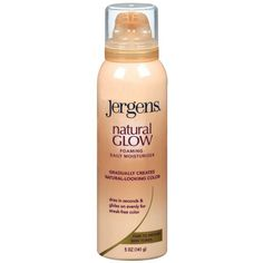 Jergens Natural Glow Foaming Body Lotion, Fair to Medium, 5 Ounce:Amazon:Beauty