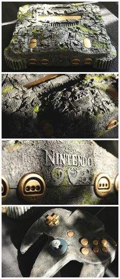 N64 Personalized - Ocarina of Time