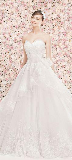 Georges Hobeika Bridal S/S 2014