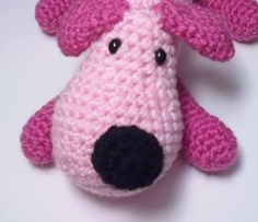 Little Puppy free pattern.