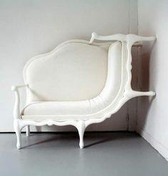Pocket : Design – The surreal furniture by Lila Jang