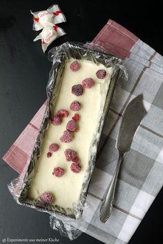 Experimente aus meiner Küche: Raffaello-Himbeer-Eis