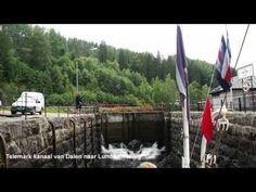Vakantie Juli 2011 deel 1: Dalen (Telemark) en omgeving