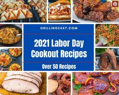 Its been a crazy summer but hopefully you're planning one last cookout this Labor Day and this is the ultimate guide for the best Labor Day Recipes for your cookout.