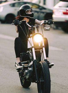 #motorcyclegirls #caferacergirl #maschin #cool #Harley #Harleygirls #girlsandchrome #HarleyDavidson #bobber #sportster #girlsonharley #highheels #hotnsexy #bikerstyle #biker #motorcycle #bikerchicks #costumbike #motorcycleladies #bikergirl #hotbikergirls #sexybikegirl #wheelsandheels #motorcycle #harleys #bike #custom #harleydavidsoncompany #caferacer #bobber #harleydavidsonmotorcycles #harley_davidson #Borntobewild #whyweride #Harley_Davidson_Inc. #HOG #Milwaukee #TwinCam #EasyRider
