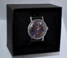 Men's Watch Vintage Collectible USSR POBEDA by bestLuba on Etsy #men'swatch #watch #gifthim #forhim #POBEDA