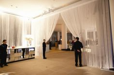 Curtain Divider - Event Space