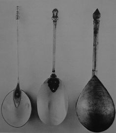 Shell Spoons.