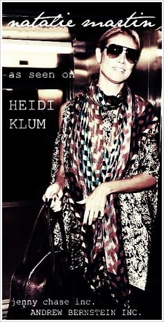 . Natalie Martin, Heidi Klum, Dress Collection, Punk, Dresses, Fashion, Vestidos, Moda, Fashion Styles