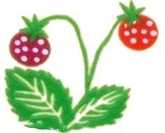 Smultron (Wilde Erdbeeren)