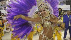 Segunda noite de desfiles da Série A na Sapucaí - Jornal O Globo