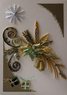 Neli Quilling Art: Preparation for Christmas 2012 _ # 11