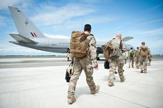 Second New Zealand Iraq rotation leave home