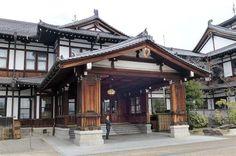 奈良ホテル(明治42年開業)耐震化へ 本館、3年かけ初の大規模工事 #奈良 #ホテル #工事