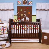 Found it at Wayfair - Baby and Me 10 Piece Crib Bedding Set with Bumper