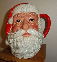 Royal Doulton Toby Mug/Jug Santa Claus D6704 By Michael Abberley 1983    | Add to Watch list  Seller information  carolinexox (3280  )    99.7%Positive Feedback  Save this seller  See other items  Visit Shop: Carolinexox     Ad Feedback|AdChoice  Item condition:Used