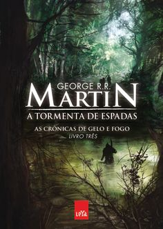 A Storm of Swords (A Song of Ice and Fire, Book 3 - Brazilian cover