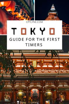 Tokyo Travel Guide, Tokyo Guide, Travel To Japan, World Travel Guide, Japan Trip, China Travel, Bali Travel, Wanderlust Travel, Thailand Travel