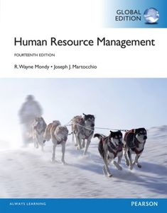"""Human Resource Management, 14 th edition ( Global Edition )ISBN13: 9781292094373ISBN10: 1292094370It is a PDF eBook Only ! ! Digital Book Only! NO PHYSICAL PAPER BOOK. NO PHYSICAL CD. Download File """"IMMEDIATELY"""" after successful payment. Buyers will receive the Download Link in the Buyer's Order Con"""