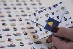 origami envelope for scrapbook lovers Origami Envelope, Printable Scrapbook Paper, Printables, Lovers, Blog, Cards, Print Templates, Blogging, Maps