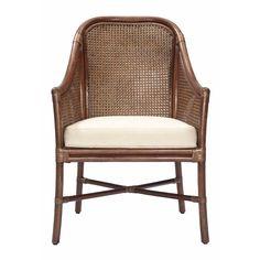 love this rattan chair