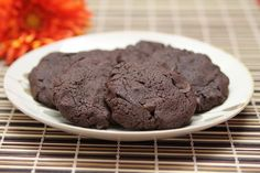 Decadent Double Chocolate Cookies (Nut-free, Coconut-free, Egg-free) - The Paleo Mom