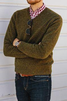 Sweater:Lambswool.