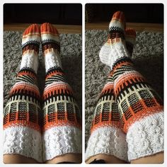 Wool Socks, Knitting Socks, Knit Crochet, Crochet Hats, Patterned Socks, Leg Warmers, Knitting Patterns, Casual, Fabric