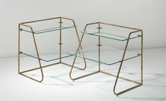 Jean Royere shelve/tables