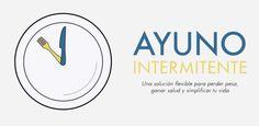 Ayuno Intermitente. Una solución eficaz para perder peso, ganar salud y simplificar tu vida: http://www.cocina.es/2015/06/25/ayuno-intermitente/