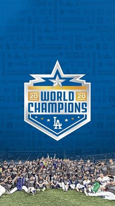 Let's Go Dodgers, Mlb World Series, Los Angeles Dodgers, Champs, Blue, Nhl, Sports, Heaven, Sport